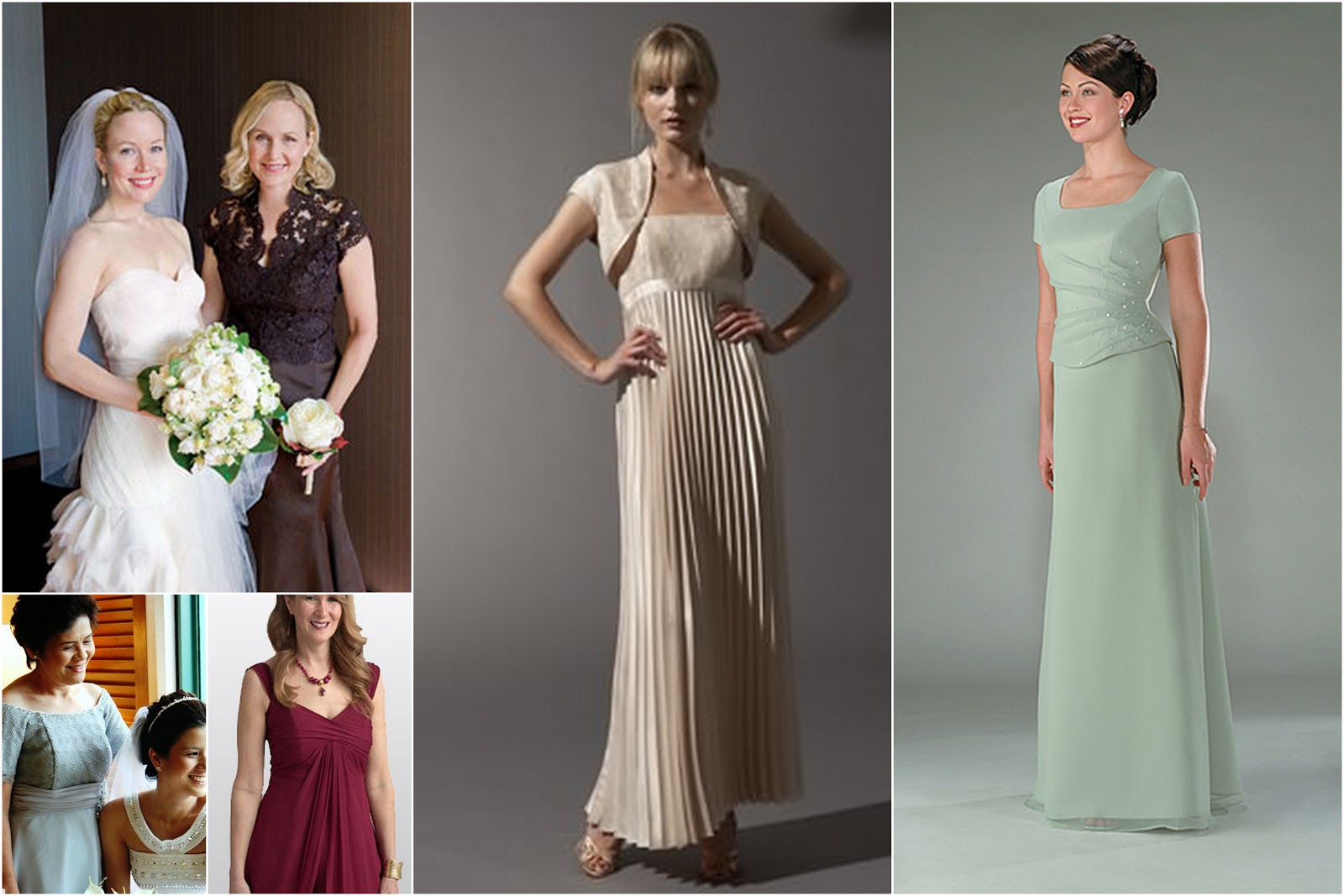 Journey of Love: Inspirations: Mother of Bride Dresses