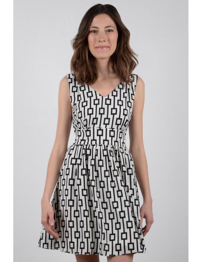 Νεανικο αερινο φορεμα μουσελινα