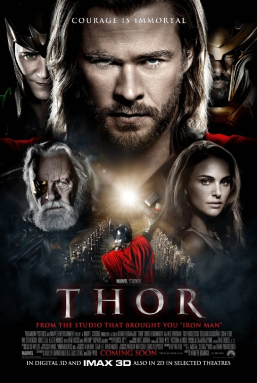 thor movie 2011 poster. thor movie 2011 poster.