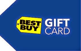 $100 Best Buy E-Gift Card Giveaway