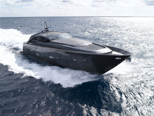 one more toy - pershing 88 de vanzare