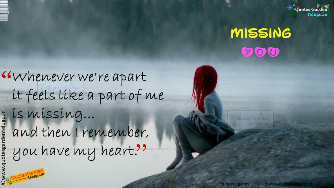 best love proposals missing you heart touching quotes 979