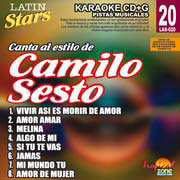 Karaoke Tropical Zone Latin Stars (001-100)