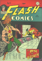 Flash Comics #71 pic