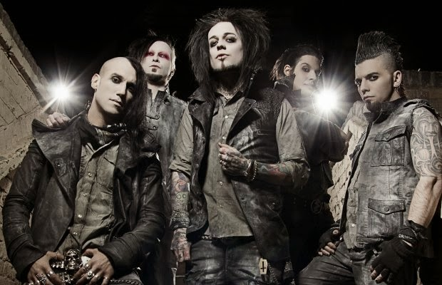 the defiled - band