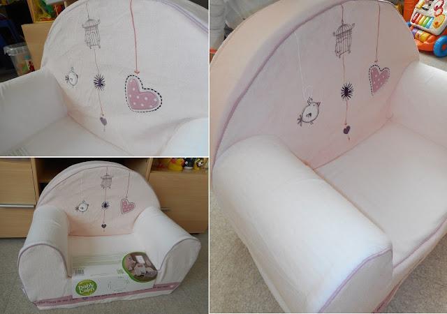 test fauteuil lolita babycalin