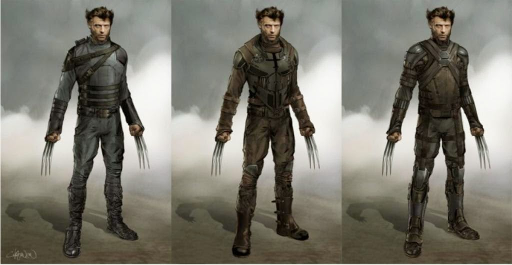 All The X Men Days Of Future Past Concept Art In One Post Amanda Claireyancey