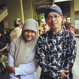 With Mr. Agus. S.