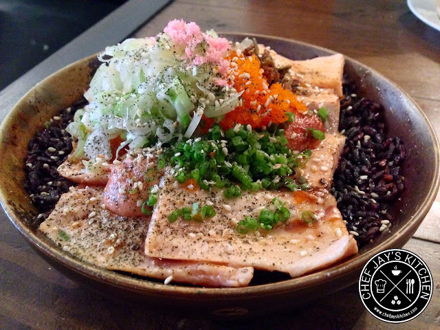 Your Local - Torched Salmon Donburi