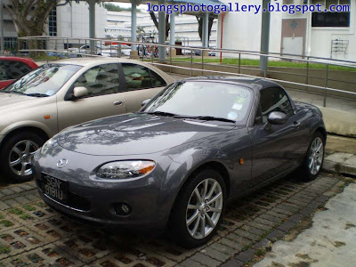 Third Generation Mazda MX-5