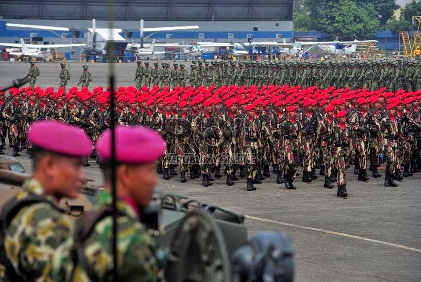 Mabes TNI : Ada Pihak Tak Suka Kekuatan TNI Bertambah