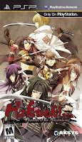 Hakuoki: Warriors of the Shinsengumi – PSP