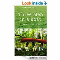 FREE: Three Men in a Boat by Jerome K. Jerome