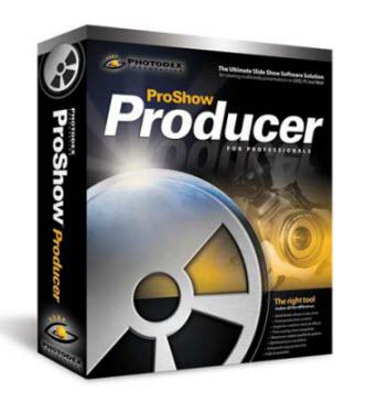 تحميل Photodex ProShow Producer 6 برنامج صناعة الفيديو