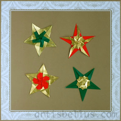 Holiday Decorations: Stars