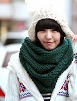 Địa chỉ mua khăn len cho nữ - cho nam đẹp ở đâu?