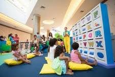 Férias da criançada no Shopping Metropolitano Barra