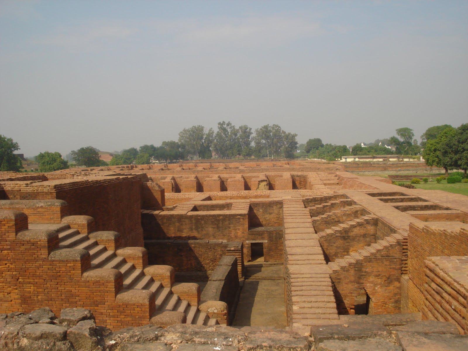 art work project nalanda monastic university