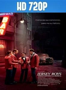Jersey Boys 720p Subtitulada 2014