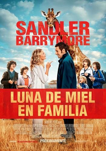 Luna de Miel en Familia DVDRip Latino