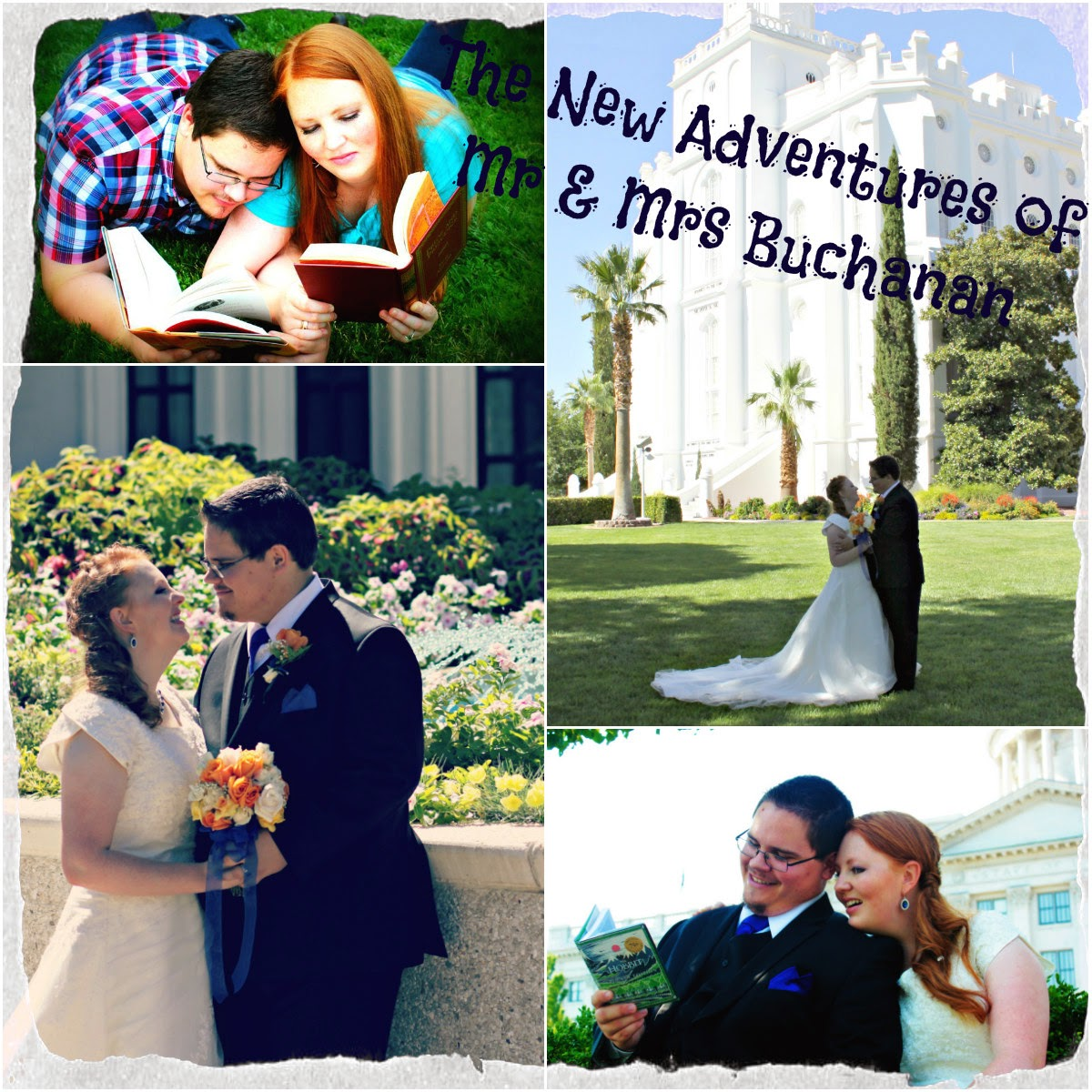 The New Adventures of Mr & Mrs Buchanan
