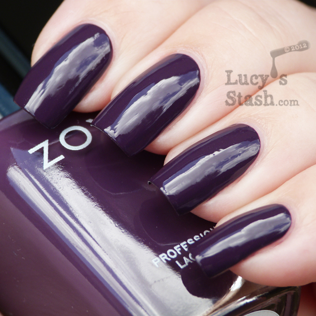 Lucy's Stash - Zoya Designer Collection for Fall 2012 - Monica