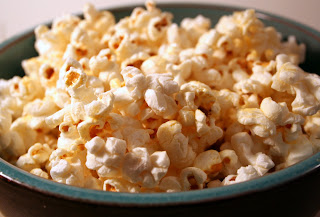 how to make popcorn in a pot with olive oil