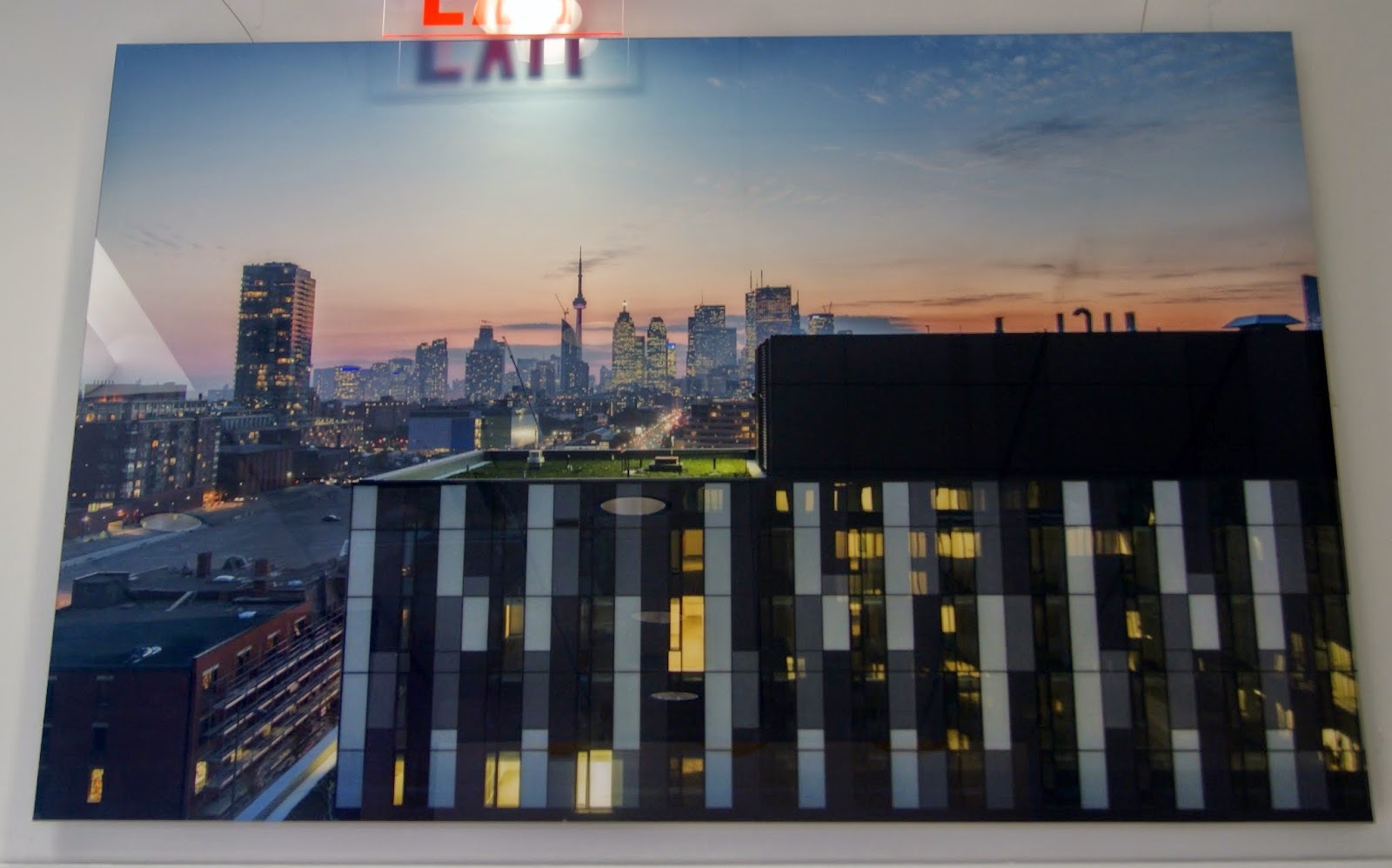 Cities of the Future: Photography Exhibit by Tom Ryaboi at the Canary District Presentation Centre in Toronto, roof topper, art, artmatters, culture, exhibition,photo, city, skyscrappers, roof topping,the purple scarf, melanieps, ontario, canada