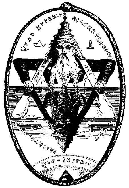 gdgd Eliphas+Levi%2527s+Hexagram