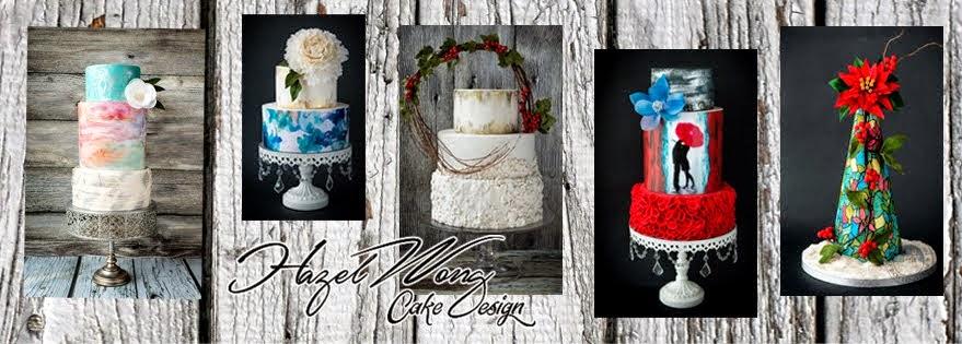 Hazel Wong Cake Design