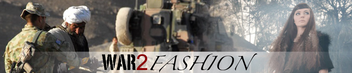 War 2 Fashion