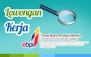 PT. Energi Buana Persada Indonesia