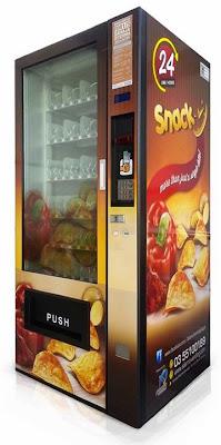 perniagaan mesin vending