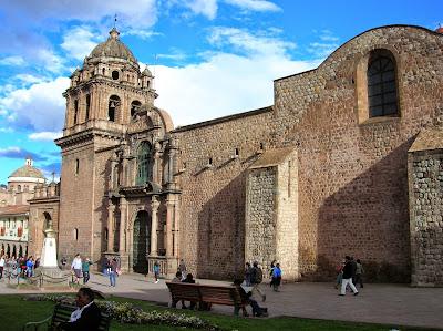 Iglesia de La Merced, Cusco, Perú, La vuelta al mundo de Asun y Ricardo, round the world, mundoporlibre.com