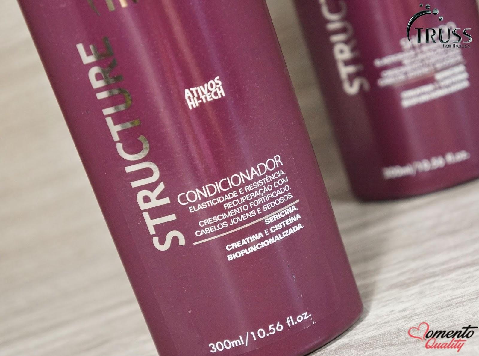 Shampoo e Condicionador Structure Truss