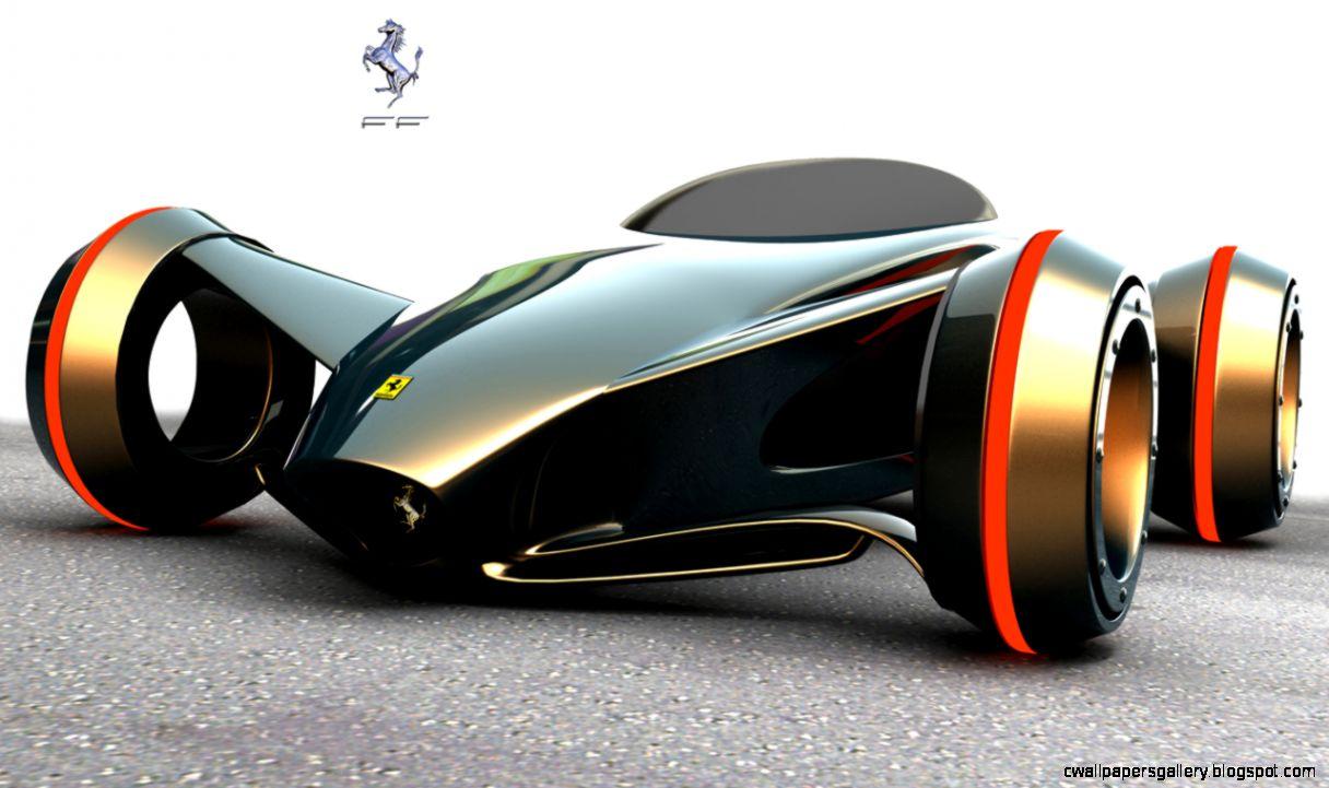 Ferrari Future Car Design