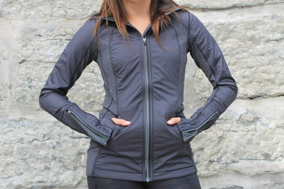 lululemon rebel runner jacket
