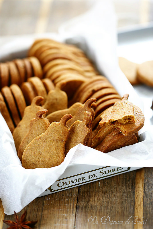 Speculoos recette