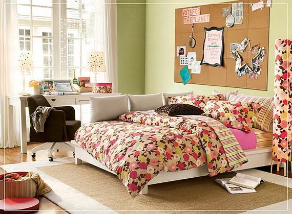 Bedroom Teenage Design