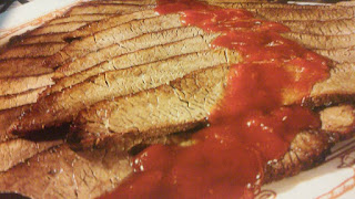 GRANDMA'S SLOW COOKER RECIPES: SMOKY BARBECUED BRISKET