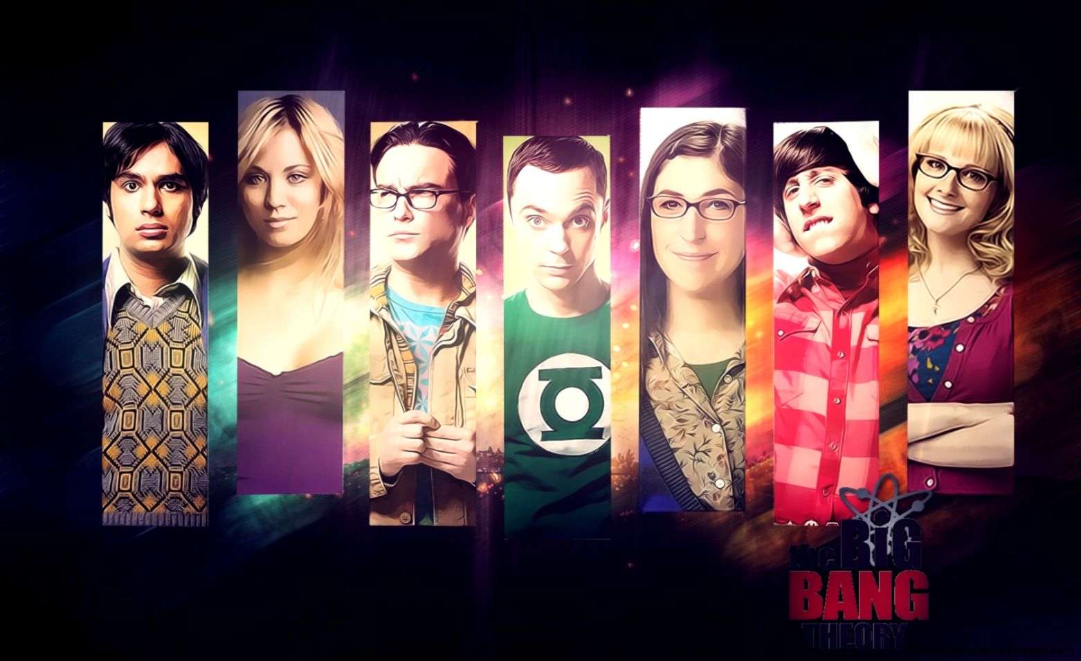 The Big Bang Theory Wallpapers  Just Good Vibe