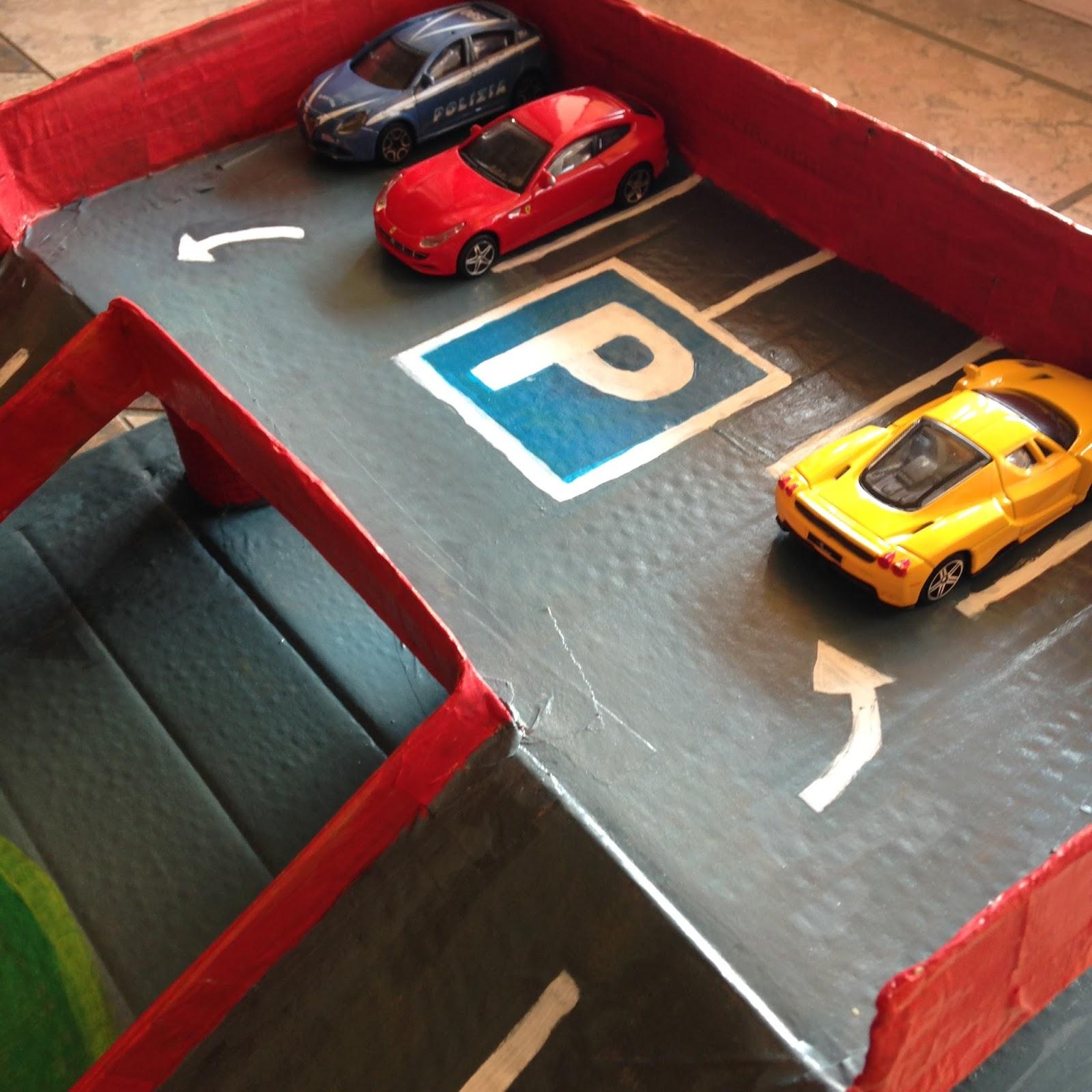 Madre denaturata cosa fare quando piove garage e pista for Piani di garage con costi da costruire