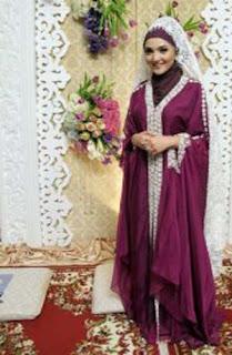 Baju Gamis Ashanti Jadi Trend Busana Muslim 2012