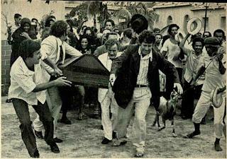 "Novela ""Saramandaia"" - TV Globo - 1976"