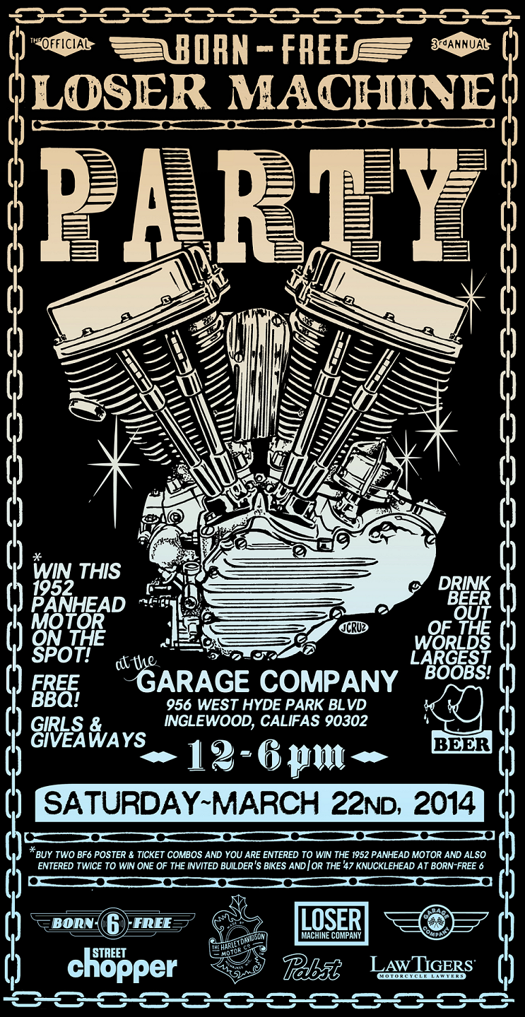 Garage Company Party 3/22/14