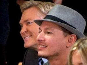 O casal no 'Good Morning America' (Foto: Reprodução)