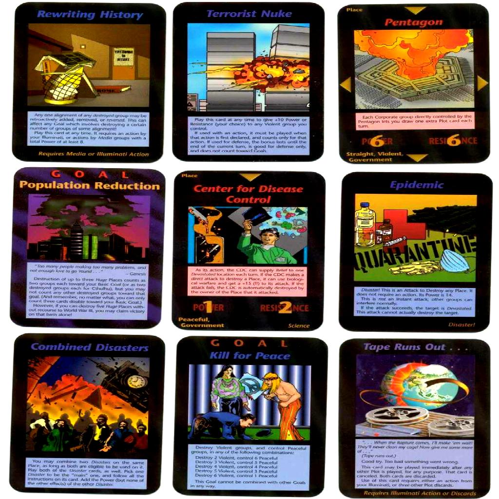 Salfate juego de cartas roll illuminati nuevo orden for Illuminati juego de mesa