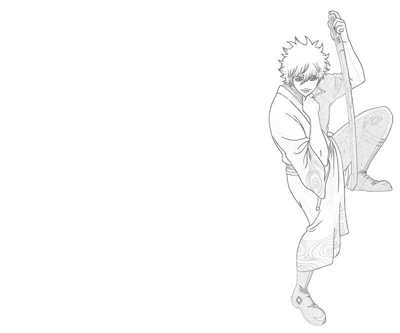 printable-sakata-gintoki-character_coloring-pages-1