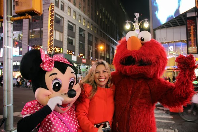Ana In Style - Minnie Mouse - Elmo
