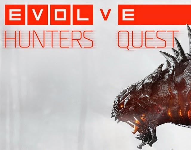 لعبة Evolve